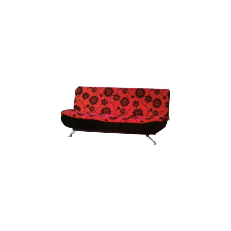 Sofa Valerie Red di zahra bangunan