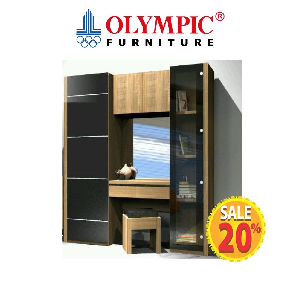 olympic lemari WDR 0111192 tersedia di depo zahra bangunan